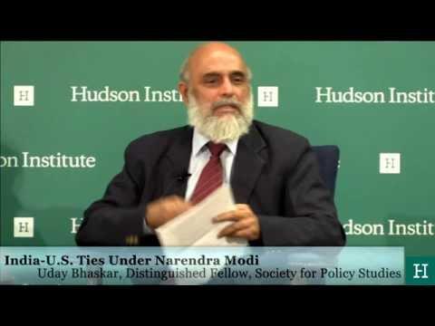 India-U.S. Ties Under Narendra Modi