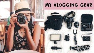 MY YOUTUBE CAMERA EQUIPMENT || Filming, Editing, Lighting, Audio, & Music