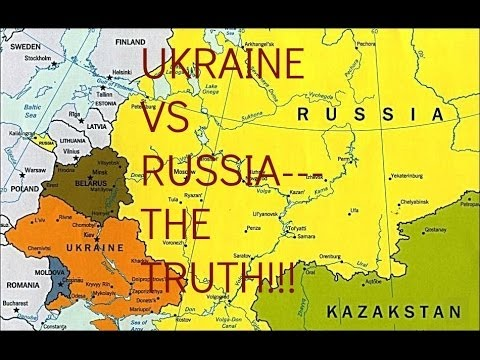 Russia Ukraine Conflict EXPLAINED!