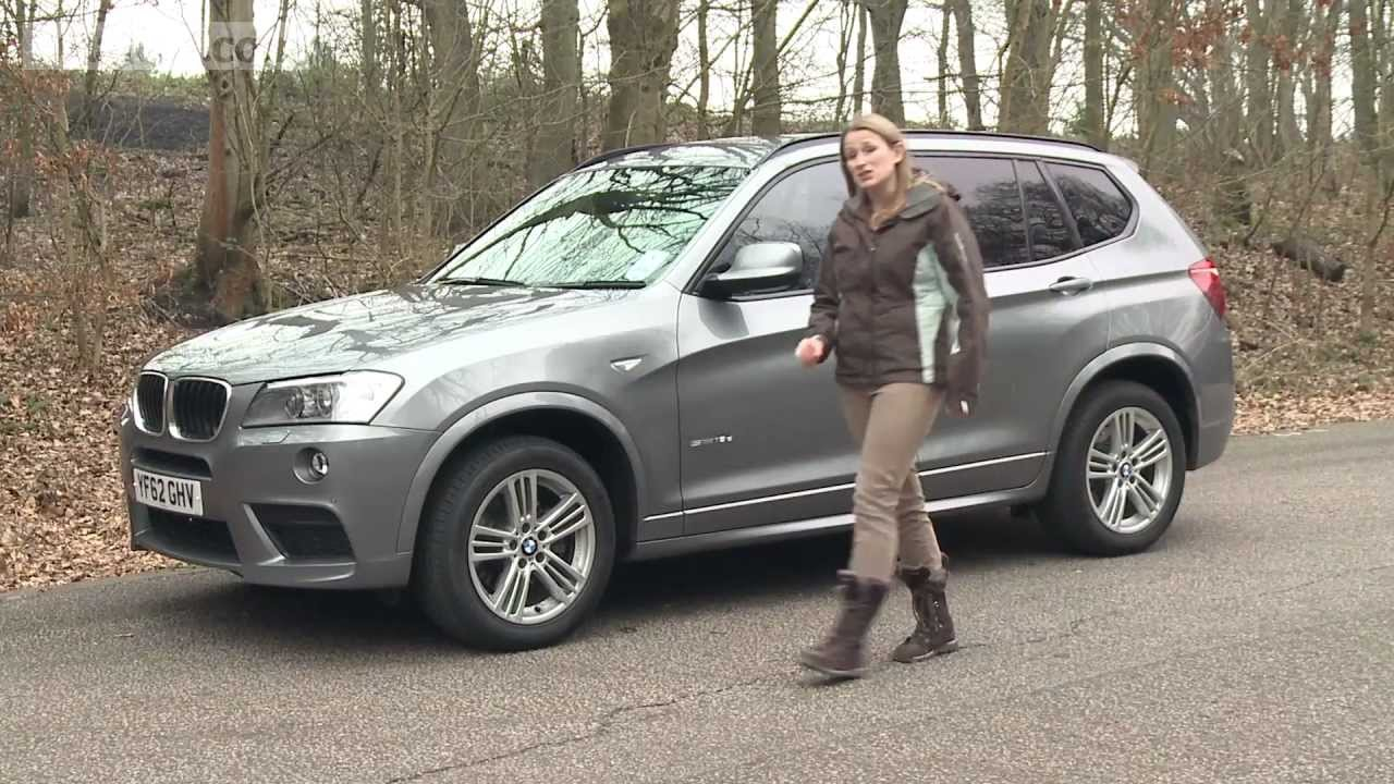 2013 Bmw X3 Review What Car Youtube