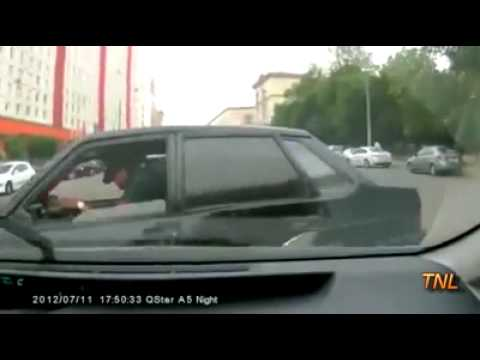 Best video of 2012! Car Cameras and Driving in Russia! Vodka anyone?