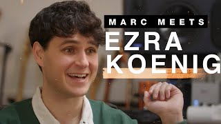 Vampire Weekend's Ezra Koenig on why he never made it as a rapper