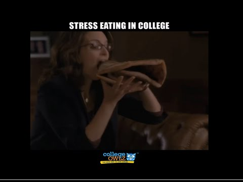 Stress Eating In College