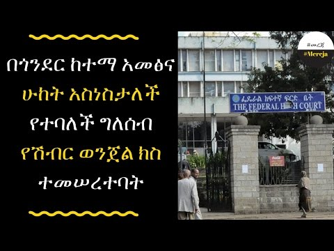 Gondar woman accused of terrorism offence appears in court