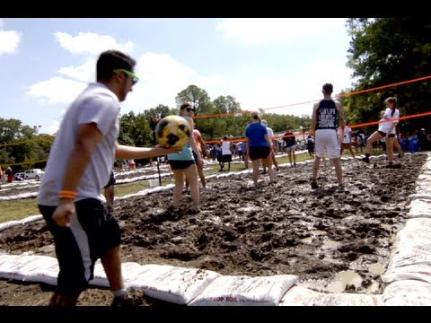 The University of Texas at Arlington - Oozeball 2013