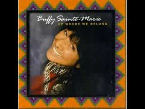 Buffy Sainte Marie -