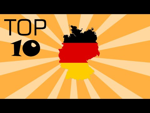 Top 10 Facts About Germany