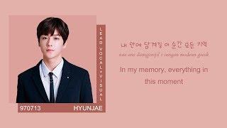 THE BOYZ (더보이즈) - I'M YOUR BOY (Color coded Han/Rom/Eng Lyrics/가사)