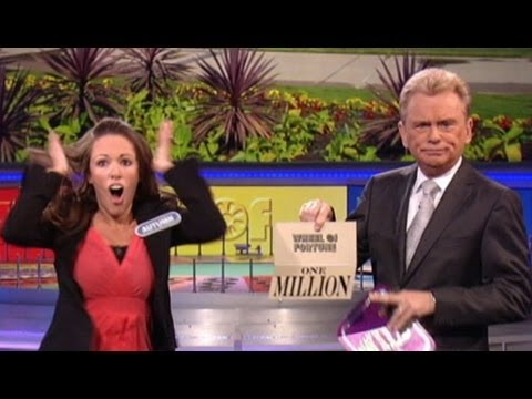 Woman Beats Tough 'Wheel of Fortune' Odds, Wins Million Dollars