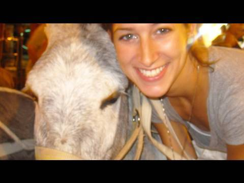 Girl FIGHTS A Donkey?! (10.09.09 - Day 162)