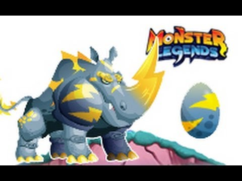 Monster Legends   How To Get Rhynex In Monster Legends On Facebook
