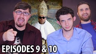 Catholics Review The Young Pope Season 1 Episodes 9 & 10 - Jude Law, Paolo Sorrentino