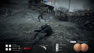 Some Good Flanking - Battlefield 1 - RUSH