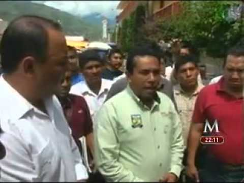 Buscan a ex candidato por crisis en Motozintla, Chiapas