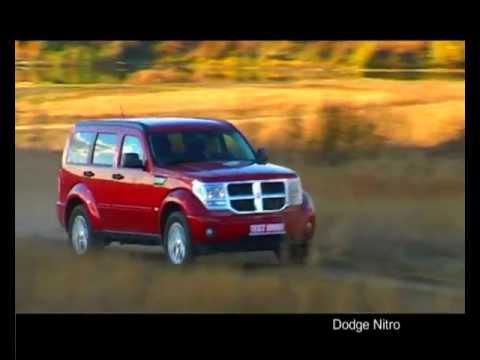 Dodge Nitro - тест с Александром Михельсоном