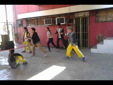 This is the day - planet shakers -dance by grabe 6
