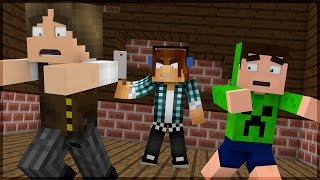 Minecraft: O AUTHENTIC QUER ME MATAR?!