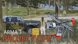 Arma 3 Project Life - Oil Empire Begins - Drilling for Oil