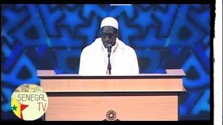 Un sénégalais champion de recital de coran en iran