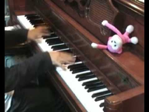 Ayas Theme - Wind God Girl (Piano Version)