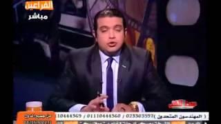برنامج الوسط الفني حكايه مواطن زعلان من مي عز الدين بسبب