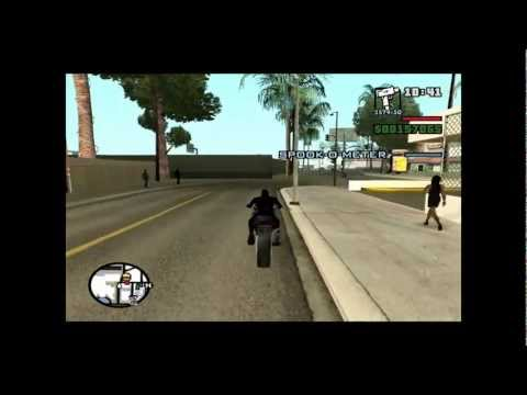 Grand Theft Auto: San Andreas Walkthrough - Key To Her Heart (HD) PC