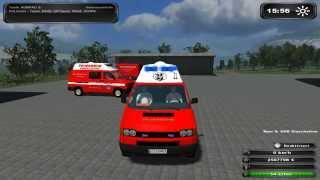 LS, 11, Rettungswagenpack, Rettungswagen, Krankenwagen, Feuerwehreinsatz, Feuerwehr, EinsatzLS, 2011, LS2011.org
