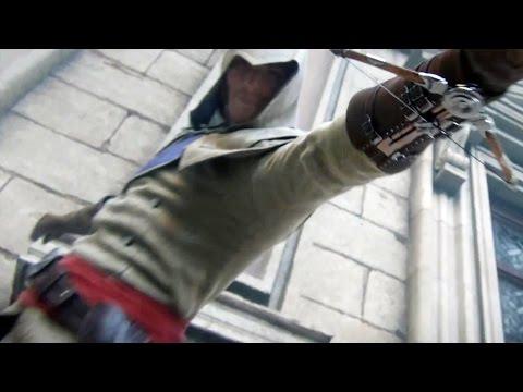 Assassin's Creed Unity La Lame Fantôme Trailer