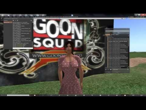 Importing Skins and Wearables into Secondlife
