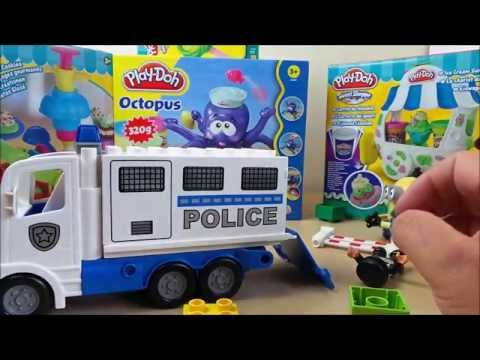 Latest Lego Duplo Toy Police Truck with Burgler Figure UK toy Unboxing