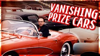 TV's Greatest Giveaway: The Story of the Peter Max Corvettes