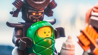 THE LEGO NINJAGO MOVIE Trailer 1 + 2 (2017)