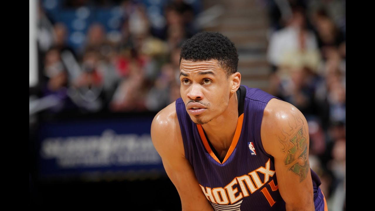 Gerald Green Drops the Filthy Double-Clutch Reverse Dunk ...
