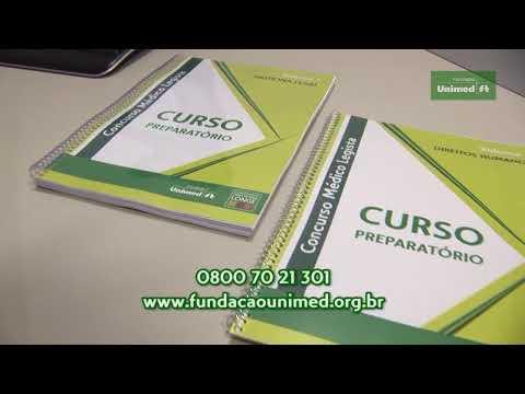 Preparatório Fundação Unimed: Concurso Médico Legista