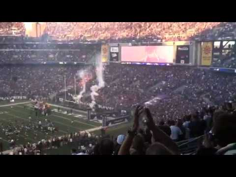 Baltimore Ravens vs Cincinnati Bengals Week 1 2012 RAVENS E
