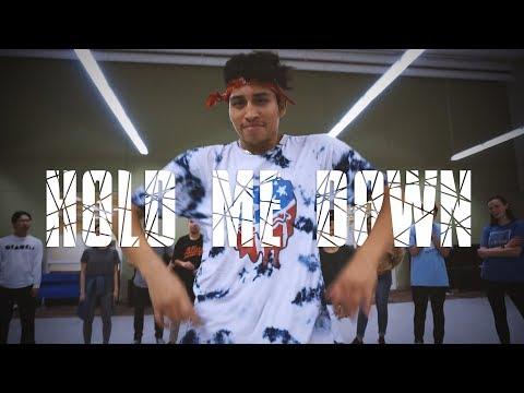 Antonio Jaimes Choreography | Hold Me Down - Daniel Caesar