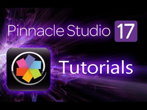 Pinnacle Studio 17 Ultimate - How to Add and Edit Text [Title Editor Tutorial]