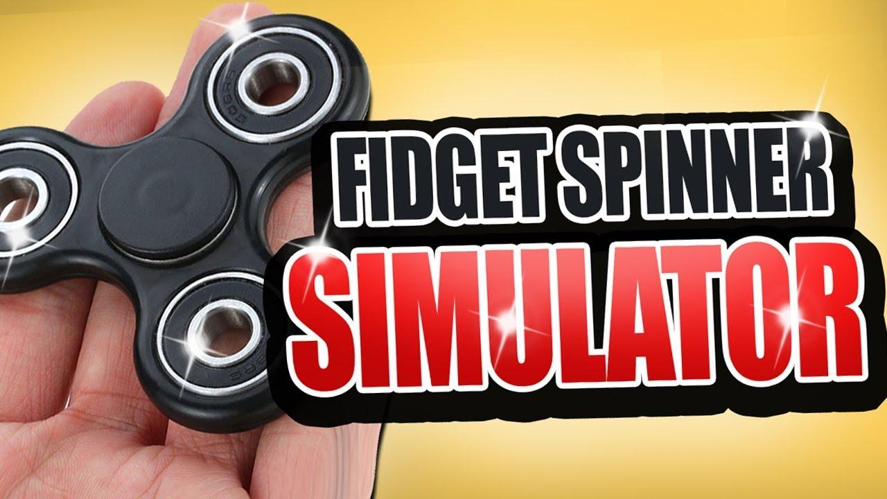 Fidget Spinner Simulator.