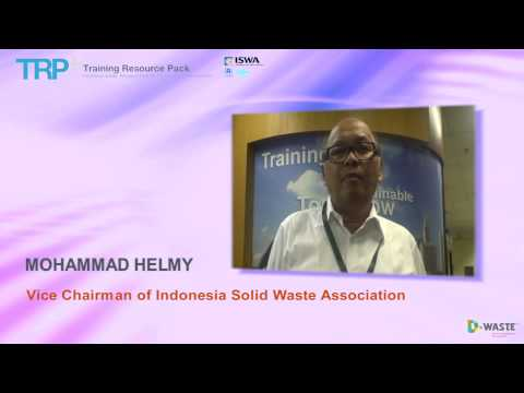 A regional pool of experts speak about hazardous waste issues in the Asia-Pacific region