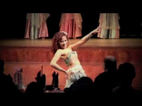 Tina-Louise Egyptian Belly Dancer