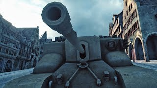 ◀World of Tanks - Rolling Bunker