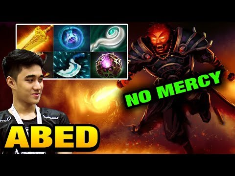 Abed is Angry 30 Kills - Madness Ember Spirit Dota 2