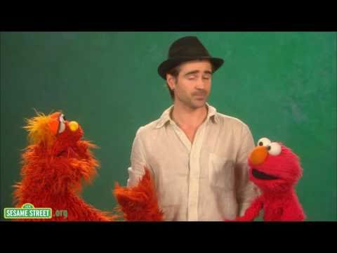 Sesame Street: Colin Farrell: Investigate