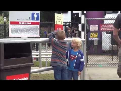BG Travel Review: North Carolina Carowinds Amusement Park