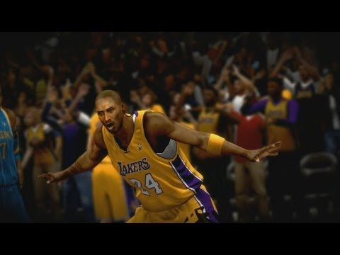 NBA 2K13 My Career Playoffs SFG4 - Changing Signat&hellip;