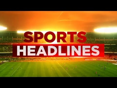 SPORTS HEADLINES: 1 PM | Sports Tak