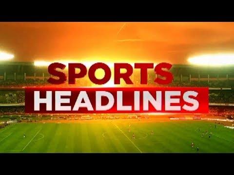 SPORTS HEADLINES: 1 PM | Sports Tak