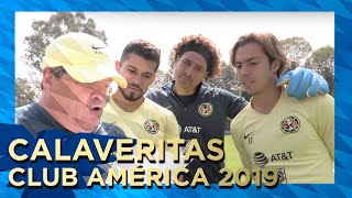 Calaveritas Club América 2019