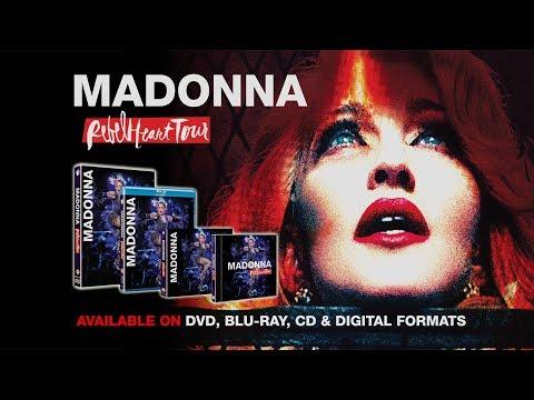 Madonna - The Rebel Heart Tour DVD Trailer