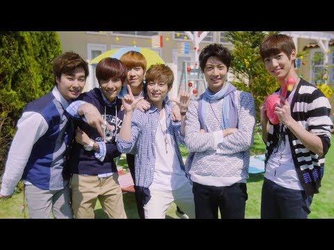 Boyfriend 5thシングル「スタートアップ!」music Video full Ver. video